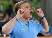 """Eurobasket 2015"": Latvijas pretiniece Ukraina atbrīvo galveno treneri Fratello"