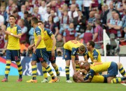 ''Arsenal'' grauj ''Aston Villa'' ar 4:0 un nosargā FA kausu