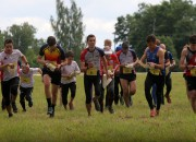 Noskaidroti Latvijas čempioni jauktajās sprinta stafetēs orientēšanās sportā