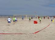 Nedēļas nogalē par Latvijas kausu pludmales futbolā cīnīsies deviņas komandas