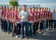 Latvija regbija 7 izlase olimpisko spēļu kvalifikācijā piedzīvo piecus zaudējumus