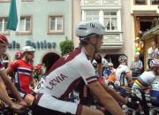 Para-riteņbraucējs Gailišs turpina cīņu par Riodežaneiro spēlēm