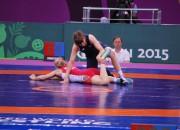 """Grigorjevai iespaidīga konkurence prestižajā Baku """"Golden Grand Prix"""""""