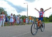 """""""Baltais Cerību kausa"""" 6. posmā Raganā LČ kritērijā un bērnu riteņbraukšanas svētki"""