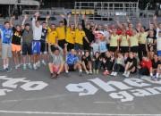 """Ielu handbola turnīrā Grīziņkalnā uzvar """"All Iņ"""" un """"Olaines Dīvas"""""""