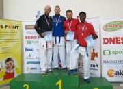 Latvijas karatisti ar panākumiem startē turnīrā Čehijā