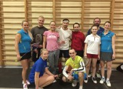 Arī Cēsu badmintonisti kvalificējas Latvijas klubu čempionāta finālturnīram