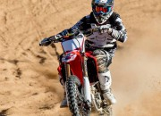 Ar brīvajiem treniņiem Francijas dubļos Karro sāk jauno motokrosa sezonu
