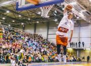 Aldaris LBL Zvaigžņu spēle: ORDO slam dunk konkursā uzvar Kristaps Dārgais