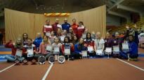 Cīņas juniori sadala godalgas Latvijas čempionātā