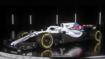"""""""Williams"""" F1 komanda prezentē jauno modeli """"FW41"""""""