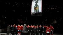 Latviešiem NHL mainīgas sekmes
