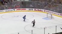 """""""Iemet savos vārtos"""" bums sasniedzis arī NHL"""