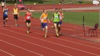 Valmieras vieglatlētu starti Latvijas čempionātā