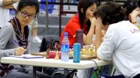 Finanšu ministre sensacionāli uzvar pasaules ranga līderi šahā