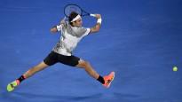 Federers emocionālā spēlē pieveic Nadalu ''Australian Open'' finālā