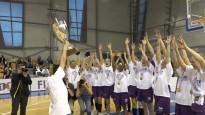"""""""TTT Rīga"""" bez zaudējumiem noslēdz LSBL sezonu un izcīna kārtējo čempionu titulu"""