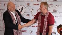 """Kēls: """"Ja šobrīd esmu Latvijas izlases treneris, tātad esmu latvietis"""""""