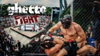 """""""Ghetto Fight Vol. 1"""" starptautiskās pankrationa sacensības Grīziņkalnā"""