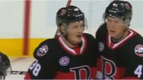 Balceram pirmie vārti AHL jaunajā sezonā