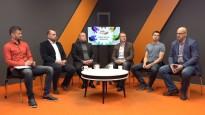 Diskusija par sportistu un mediju attiecībām, sporta žurnālistikas kvalitāti Latvijā