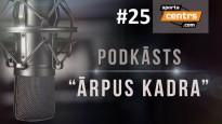 """#25 Podkāsts """"Ārpus Kadra"""": #10vilki netrāpa mērķī... Meklējam Gada sportistus!"""
