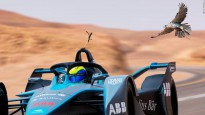 Felipe Masa sacenšas pret pasaulē ātrāko putnu
