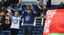 "Ko Minskas ""Dynamo"" hokejisti zina par Latviju?"