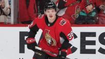 Balcers noreaģē pie vārtiem un iemet uzvaras ripu NHL mačā