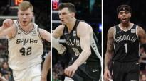 """Trīs jautājumi par NBA Zvaigžņu spēli: Bertāns, Kurucs un """"Nets"""""""