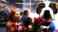 NHL jocīgākie momenti februāra pirmajā pusē