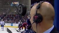 NHL jocīgākie momenti februāra otrajā pusē