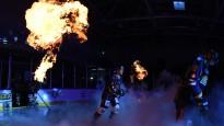 Latvijas hokeja čempionāta spēles kļūst mazāk apmeklētas