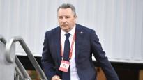 """Stojanovičs: """"Pirmajā puslaikā bijām nobijušies. Komandā trūkst līdera"""""""