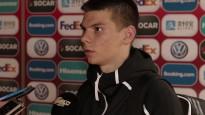 """Ontužāns: """"Nezinu, kāpēc Latvijas izlases rezultāti ir tik slikti..."""""""