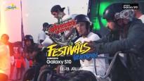 """""""Ghetto Games"""" festivāls Ventspilī 12. un 13. jūlijā"""