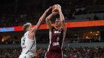 Latvieši un lietuvieši: kuriem labāk veicies NBA?