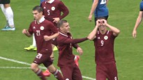 Regžam kārtējais vārtu guvums, Latvijas U21 izlasei kārtējais neizšķirts