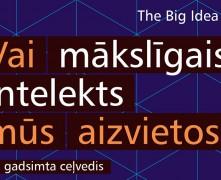 """Latviski iznākušas inovatīvās sērijas """"The Big Idea"""" pirmās trīs grāmatas"""