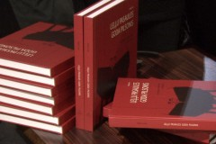 Video: Šenhofa 90. jubilejai veltītās grāmatas atklāšanas svētki Leļļu teātrī