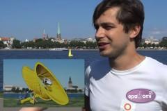 Video: Unikālā projektā latvieši pārsteigs pasauli, ierakstot Daugavas skaņas