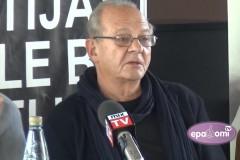 """Video: Šapiro atved uz Rīgu ''Ķiršu dārzu"""", par Raimondu Paulu: """"Neatceros tādu!"""""""
