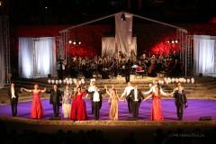 Video: Krāšņi un skanīgi aizvadīts otrais Starptautiskais Operetes festivāls