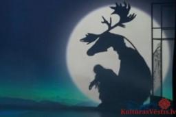 Sekot sniega valdzinājumam – pa pēdām Sniega karalienei
