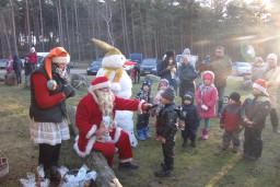 19. un 20. decembrī Ziemassvētki Rūķupē