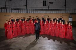 Jauniešu koris BALSIS gada noslēgumā aicina uz tradicionālajiem Ziemassvētku koncertiem