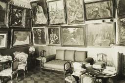 Mākslas vēstures pēcpusdiena MODERNISMA LABORATORIJA: Sergeja Ščukina mākslas kolekcija kā jauno mākslinieku radošās iedvesmas avots