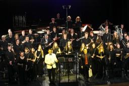 Jāzepa Mediņa Rīgas mūzikas vidusskolas pūtēju orķestra  70 gadu jubilejas koncertā izskanēs krāšņa programma
