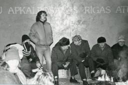 Svinīgi pasniegs pateicības rakstus  par piedalīšanos 1991. gada janvāra barikādēs