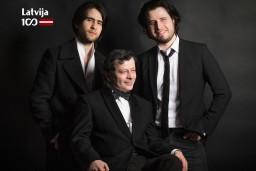 """Pianisma virtuozi – Trīs Osokini – aicina uz jaunu programmu """"Jūrmalas festivālā"""""""